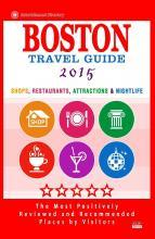 Boston Travel Guide 2015