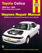 Toyota Celica FWD Automotive Repair Manual