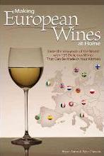 Making European Wines at Home