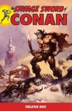 The Savage Sword of Conan: Volume 1