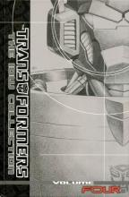 Transformers: The IDW Collection v. 4