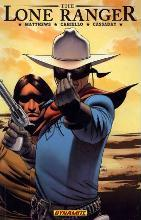 The Lone Ranger: Resolve Volume 4