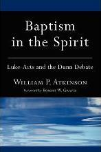 Baptism in the Spirit