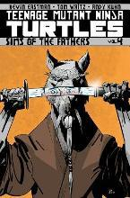 Teenage Mutant Ninja Turtles: Sins of the Fathers Volume 4