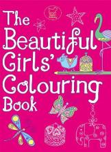 The Beautiful Girls' Colouring Book