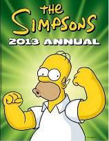 The Simpsons - Annual 2013