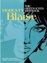 Modesty Blaise: Green-eyed Monster