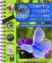 Butterfly and Moth Detective Handbook