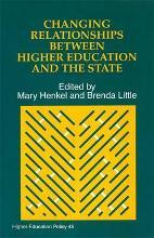 Changing Relationships Between Higher Education and the State