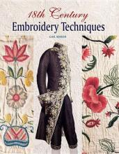 18th Century Embroidery Techniques