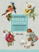 Miniature Needle Painting Embroidery