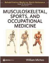 Musculoskeletal, Sports and Occupational Medicine