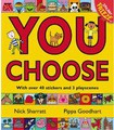 You Choose!: Sticker Frieze