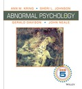 Abnormal Psychology, Binder Ready Version: Dsm-5 Update
