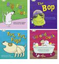 Learn to Read at Home with Phonics Bug: Pack 2 (Pack of 4 Fiction Books)