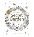 Secret Garden Artist's Edition : 20 Drawings to Color and Frame (US Edition)