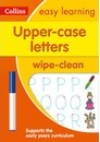 Upper Case Letters Age 3-5 Wipe Clean Activity Book