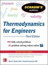 Schaums Outline of Thermodynamics for Engineers