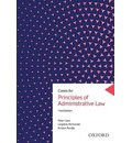 Cases for Principles of Administrative Law