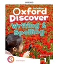 Oxford Discover: Level 1: Writing and Spelling Book