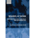 Boards at Work