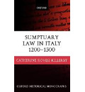 Sumptuary Law in Italy 1200-1500