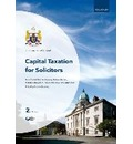 Capital Taxation for Solicitors