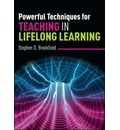 Powerful Techniques for Teaching in Lifelong Learning