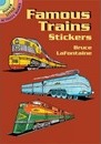Famous Trains Stickers