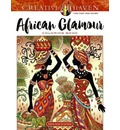 Creative Haven African Glamour Coloring Book