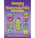 Sassy Succulents Stickers