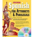 Spanish for Attorneys and Paralegals with Audio CDs