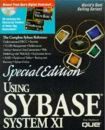 Using Sybase Special Edition