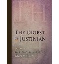The Digest of Justinian, Volume 3