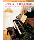 Alfred's Basic Adult All-In-One Course, Bk 1