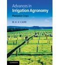 Advances in Irrigation Agronomy