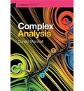 Cambridge Mathematical Textbooks: Complex Analysis