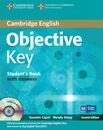 Objective: Objective Key Student's Book with Answers with CD-ROM
