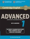 CAE Practice Tests: Cambridge English Advanced 1 for Revised Exam from 2015 Student's Book with Answers: Authentic Examination Papers from Cambridge English Language Assessment