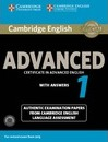 CAE Practice Tests: Cambridge English Advanced 1 for Revised Exam from 2015 Student's Book Pack (Student's Book with Answers and Audio CDs (2)): Authentic Examination Papers from Cambridge English Language Assessment
