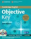 Objective: Objective Key Student's Book Pack (Student's Book with Answers with CD-ROM and Class Audio CDs(2))
