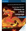 Cambridge International IGCSE: Cambridge IGCSE (R) Chinese as a First Language Workbook