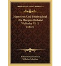 Memoiren Und Briefwechsel Des Marquis Richard Wellesley V1-2 (1847) - Robert Rouiere Pearce