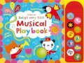 Baby's Very First Touchy-Feely Musical Playbook