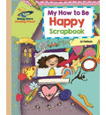 Reading Planet - My How to Be Happy Scrapbook - Gold: Galaxy