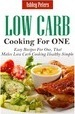 Low Carb Diet Cooking for One
