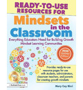 Ready-To-Use Resources for Mindsets in the Classroom