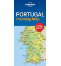 Lonely Planet Portugal Planning Map