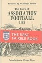 The Rules of Association Football, 1863