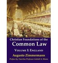 Christian Foundations of the Common Law